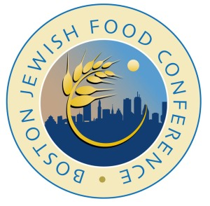 Boston Jewish Food Conference Logo